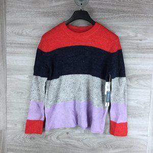 Court & Rowe Colorblock Sweater